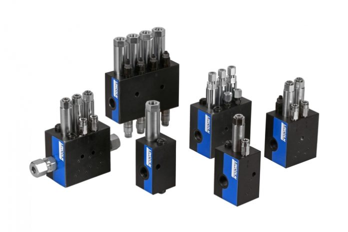 SKF offers new compact metering device for single-line lubrication systems