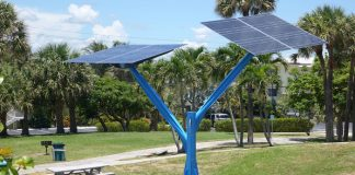 Bia Renewables introduces a new solar panel; the Solar Tree