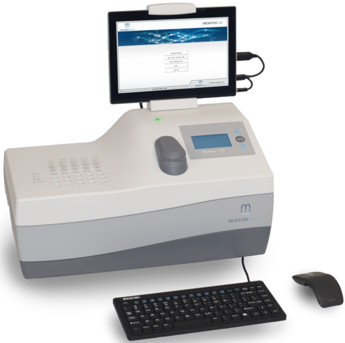 Modern Water introduces new toxicity analyzer