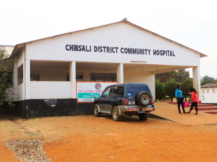 Chinsali Hospital in Zambia