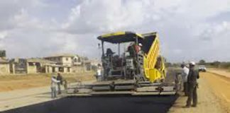 Reconstruction of the roads and bridges at Ofeme in Nigeria kicks off