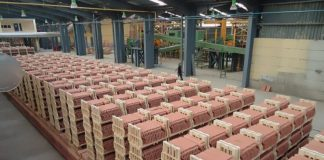 Zimbabwe's US $30m Tile Plant nears completion