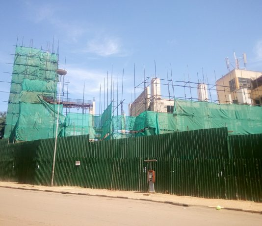 Proposed alterations & extensions to Christ the King Church Uganda