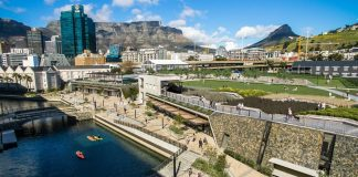 South Africa completes 12,000m² Battery Park