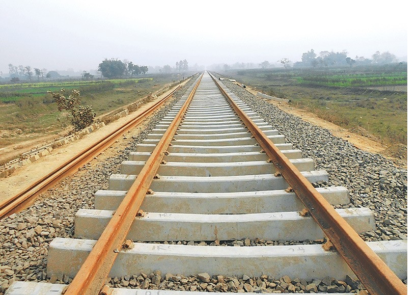 Construction of Dar-Moro Standard Gauge Railway in Tanzania