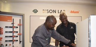 PG Bison artisan training boosts shift to modern power tools