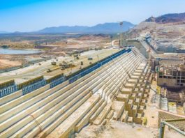 Great Ethiopian Renaissance Dam project