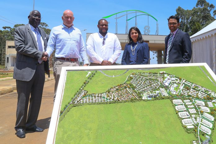 Tilisi completes Phase1 infrastructure for its Logistics Park, opens Phase 2 with 47-acre residential sale