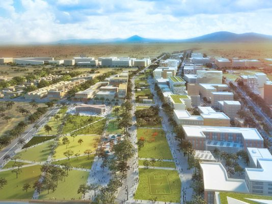 Kenya signs MoU with South Korea to construct US $10m Konza University