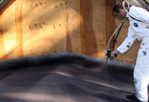 WetSuit® System; fluid-cold applied waterproofing membrane system