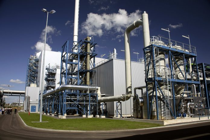 Republic of Congo to extend national power plant