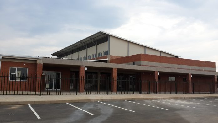 South Africa opens a US $4m school in Soweto