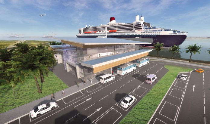 Construction of Kenya's US $3.5m cruise ship terminal nears completion