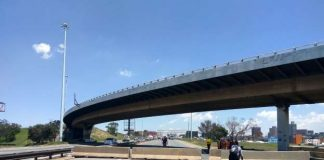 M2 Motorway in South Africa to close for bridge reconstruction