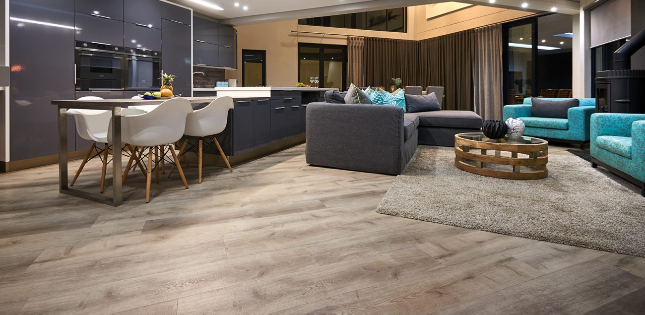Factors to consider when installing vinyl flooring