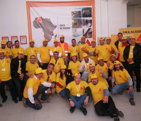 SIKA ACADEMY in Africa is sharing knowledge