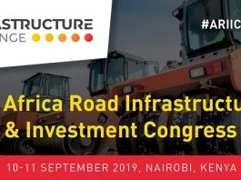 4th Africa Road Infrastructure & Investment Congress 2019