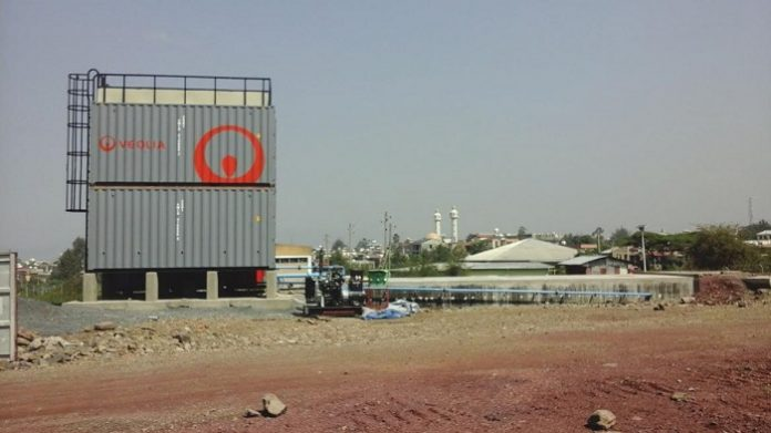 Veolia supplied three water treatment solutions in Mbombela, South Africa