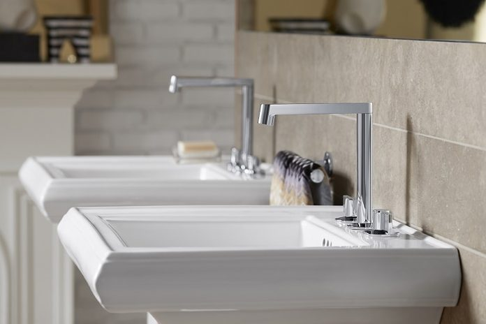Kohler's new 'components collection' offers mix 'n match configurations