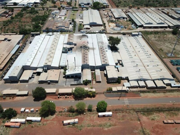 Refurbished Rankuwa Industrial Park in South Africa to be launched