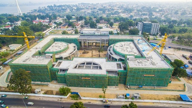 US $58m Parliament Complex in Congo nears completion