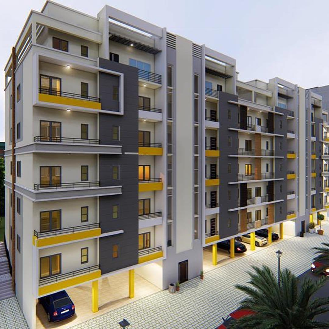The Cosgrove S Smart Estate In Abuja Nigeria Unveiled