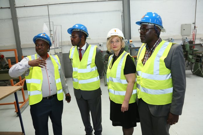 64Door Factory opens state of the art production facility in Nairobi