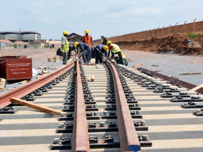 Construction of Standard Gauge Railway in Kenya nears completion