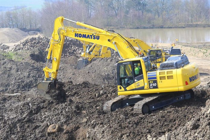 Top Construction equipment manufacturers in the United States