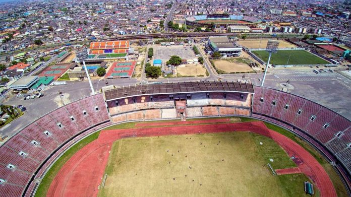 Nigeria inaugurates the 3000-seat Daura mini stadium