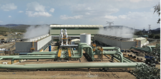 KenGen to commission the Olkaria V geothermal power plant in Kenya