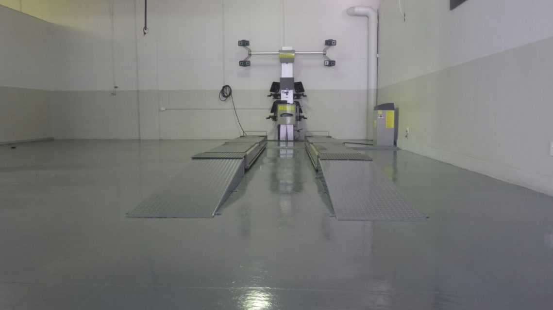 Factors to keep in mind when installing epoxy flooring