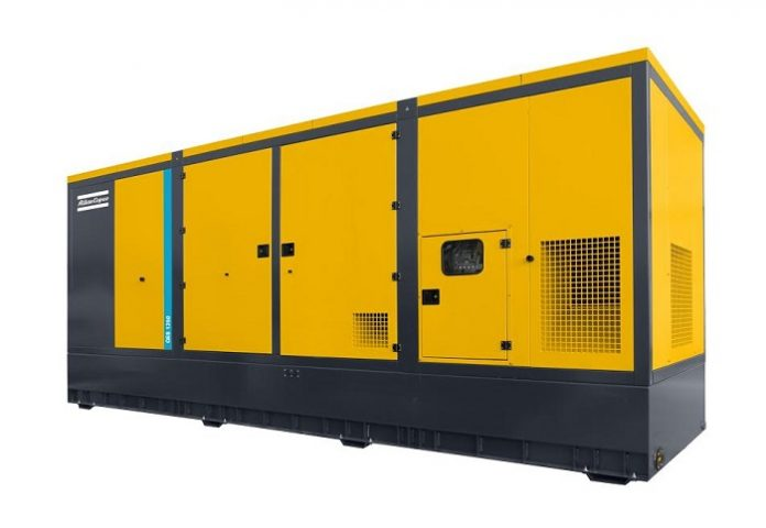 Atlas Copco QES generators - fast, reliable predictable power at the touch of a button