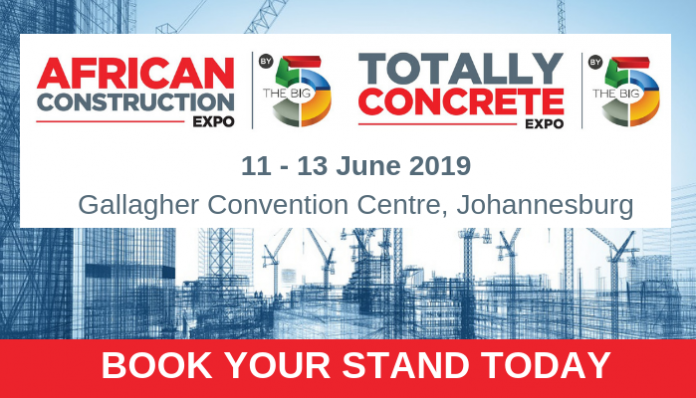 African Construction Expo 2019 readies for a breakthrough