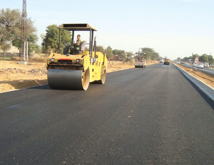 Construction of first Plastic road in Africa to commence
