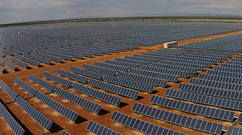 Egypt To Launch World S Largest Solar Park In August