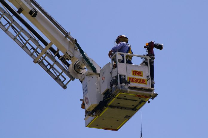 Types of mobile cranes used in construction works