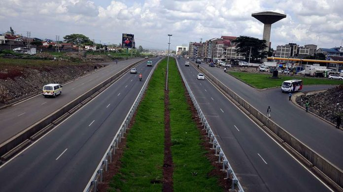 Construction of Outering Thika Highway exchange in Kenya begins