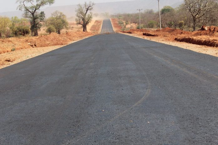 Ghana inaugurates Community 3 Junction Road