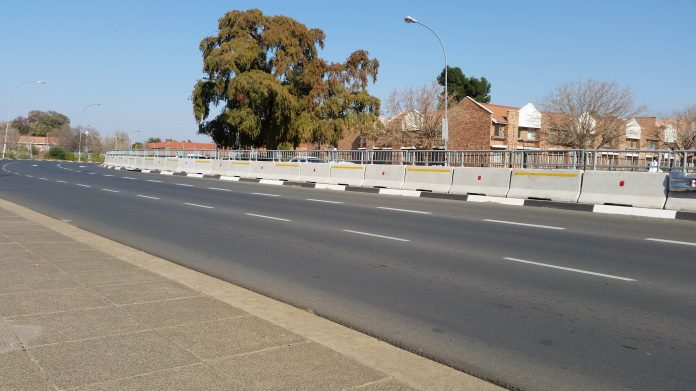 REBLOC road barriers enhance road safety