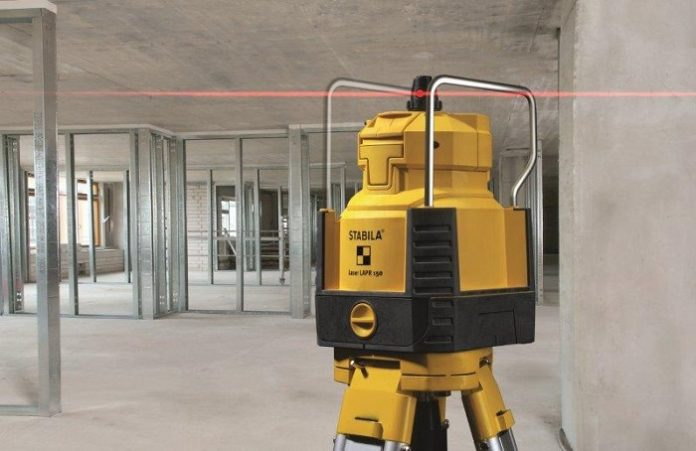 Upat's Stabila tool measuring up to the challenges of modern construction