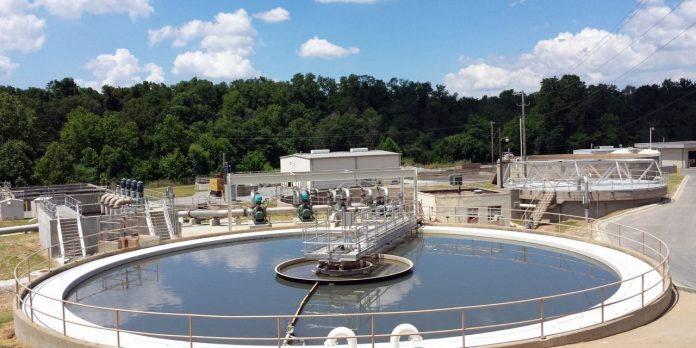 Wastewater treatment plants in River Vaal South Africa set for rehabilitation