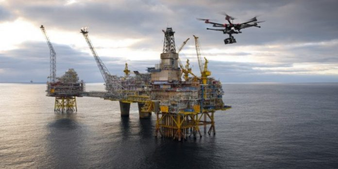 Areas drones can assist in the oil and gas industry