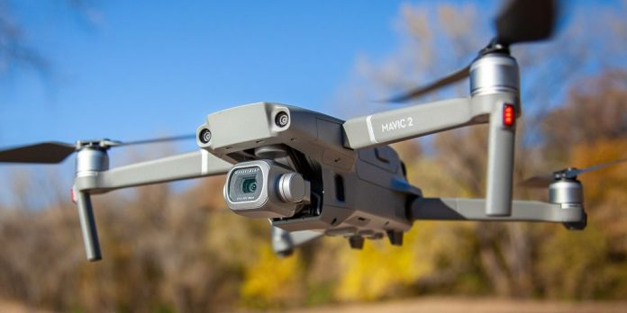 Drones and the smart city