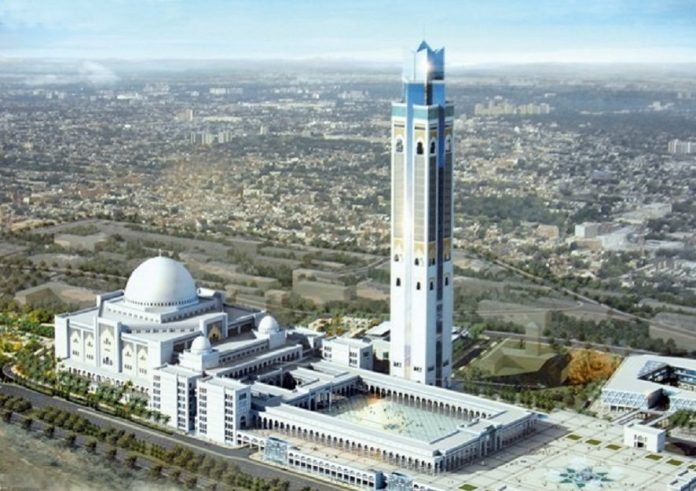CSCEC completes construction of US $1bn Great Mosque in Algeria