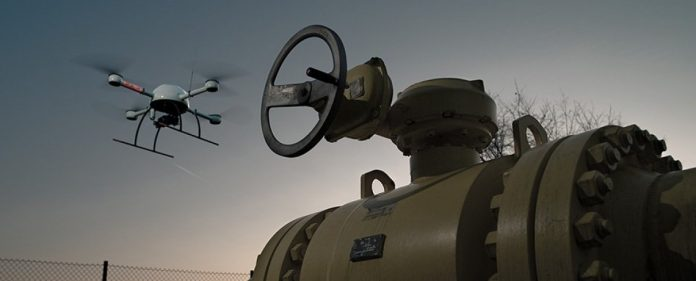 Drones in pipeline monitoring
