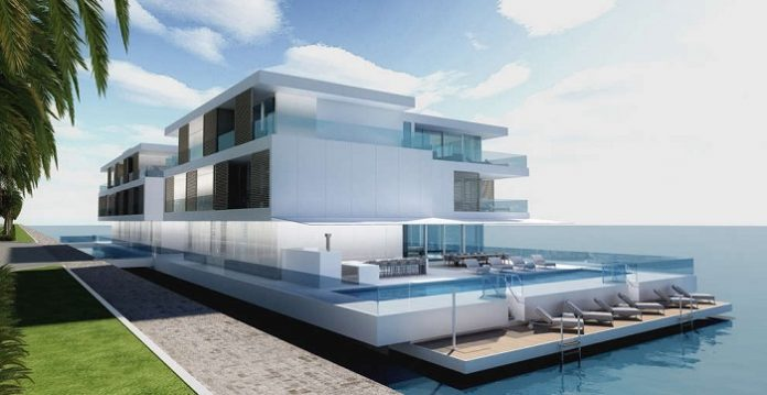 ADMARES delivers full life cycle services to world's largest floating villa in UAE