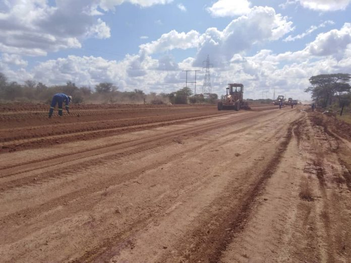 Kenya launches Kanduyi - Musikoma dual carriageway project