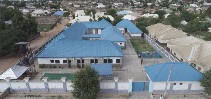 Nigeria completes construction of Minna orphanage