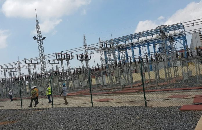 Construction of Ghana's biggest power bulk supply point begins